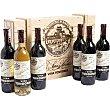 Vino tinto reserva doca Rioja Estuche 5 botellas + Viña Tondonia vino blanco doca Rioja Botellas 75 cl Viña Tondonia