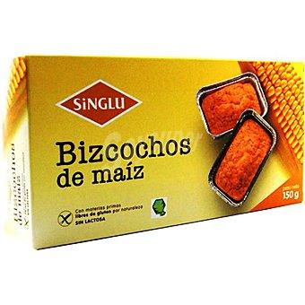 LA CAMPESINA bizcocho sin gluten  envase 150 g