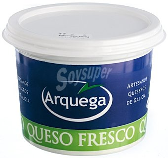 Arquega Queso fresco Tarrina 500 g