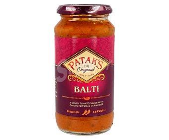 Patak's Salsa balti de picante medio 450 gramos