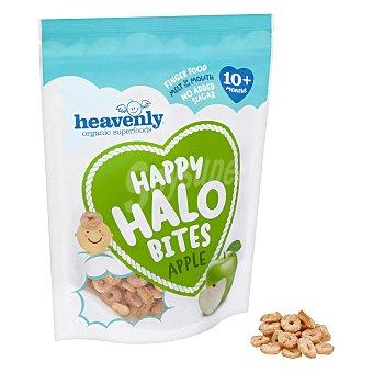 Heavenly Cereales de manzana Happy Halo Bites 60 g