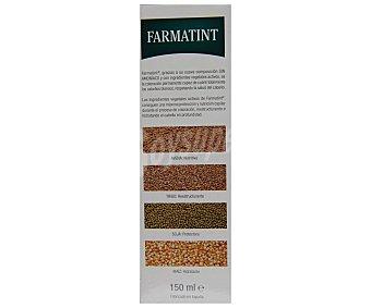 Farmatint Tinte de color castaño nº 4N color duradero y brillante en un cabello sano 1 unidad