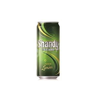Shandy Cruzcampo Cerveza Lata 33 cl