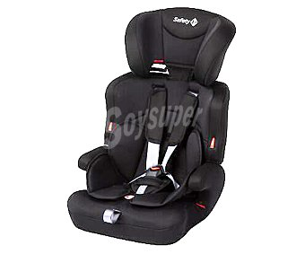 Safety first Silla de auto para grupo 1/2/3, negro, First.
