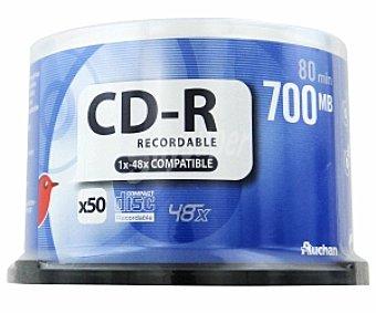 AUCHAN CD Pack 50