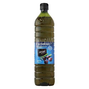 Carrefour Aceite de oliva virgen extra variedad Picual 1 l