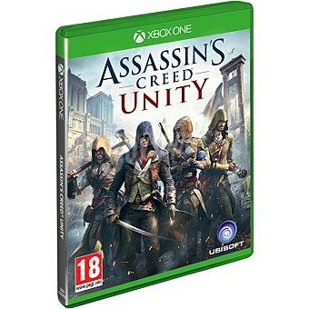 XBOX ONE Videojuego assassin's Creed Unity 1 unidad