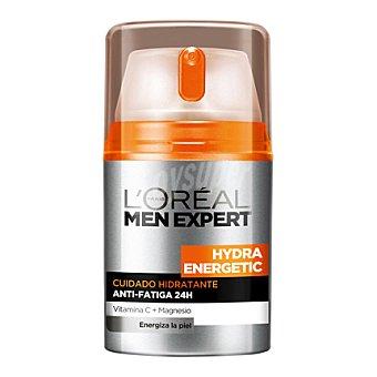 Men Expert L'Oréal Paris Crema hidratante Anti-Fatiga Hydra Energetic 50 ml