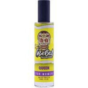 Rebel Eau de toilette para mujer Queen Spray 30 ml
