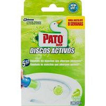 Pato Limpiador wc disco lima 1 unidad