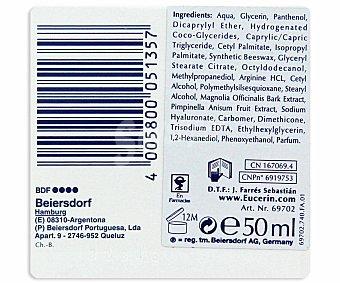 Eucerin Crema antiedad noche, Volumen Filler 50 Mililitros