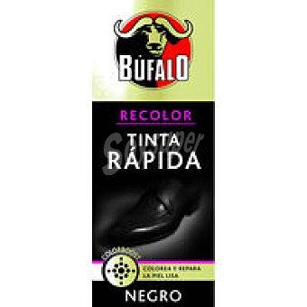 Calzado Tinta rápida color negro para búfalo Frasco 25 ml