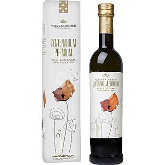 NOBLEZA DEL SUR Centenarium Premium Aceite de oliva virgen extra picual Botella 500 ml