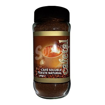 Cafetal Café soluble tueste natural 200 g