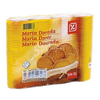 DIA Galleta maría dorada paquete 4 x 200 gr 4 x 200 gr