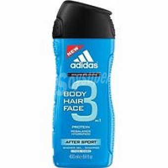 Adidas Gel after sport Bote 400 ml