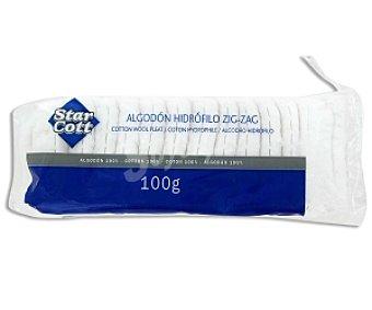 STAR COTT Algodón Zig-Zag precortado 100 Gramos