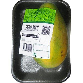 Papayas 500 g peso aprox.