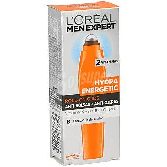 L'Oréal L'oreal Men Expert Cont. Ojos Roll-On Ef. Hielo 10 ml