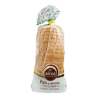 Airos Pan de molde - Sin Gluten 400 g