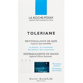 La Roche-Posay Toleriane desmaquillante de ojos Bote 125 ml