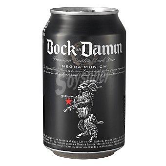 BOCK DAMM Cerveza Lata de 33 cl