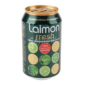 Limon Fresh Refresco de lima-limón y menta 33 cl