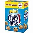 Galleta minichips Caja 320 g Chips Ahoy