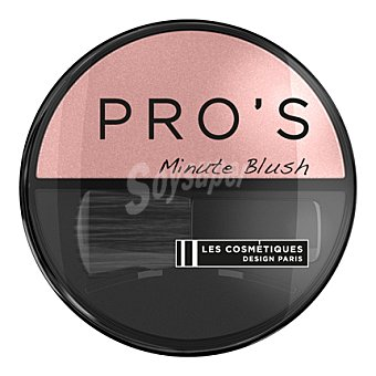 Pro's Les Cosmétiques Colorete 001 Minute Blush 1 ud