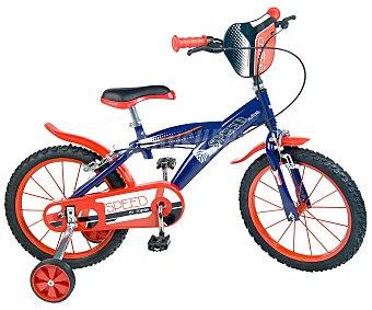 TOIMSA Bicicleta Infantil Modelo Speed 1 Velocidad 1 Unidad
