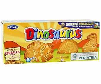 Dinosaurus Artiach Galletas Dinosaurus 185g