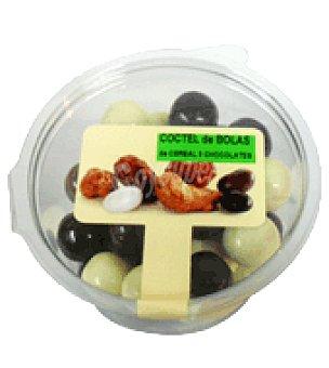 Cereal Coctel de bolas de 3 chocolates Tarrina de 200 g