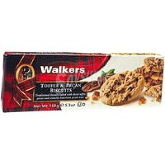 Walkers Galleta Toffe Pecan Paquete 150 g