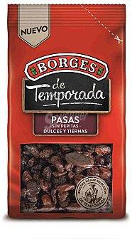 Borges Pasas sin pepitas dulces y tiernas 250 g