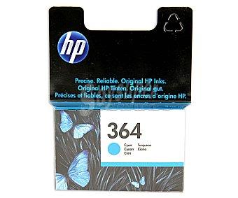 HP Cartucho cian 364 Compatible con impresoras:hp photosmar T5510,/ 5155 / 5520 / 6510 / 6520 / 7510 / 7520 / B8550 / C5324 / C5380/ C6324 / C6380 / D5460 / B010a / B109a/d/f/n / B110a/c/e / B209a/c / B210a/c / C309a/n/g / C310a / C410b/ C510a /3070A /3520 / 4620 / 4622