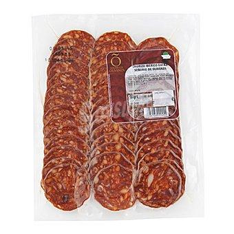 Señorio Olivenza Chorizo ibérico Envase de 150 g