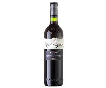 RAMÓN BILBAO Vino tinto reserva con denominación de origen Rioja botella de 75 centilitros