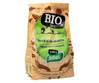 Santiveri Semillas de sésamo de agricultura ecológica 250 g