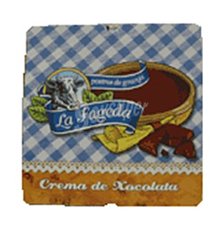 La Fageda Crema de chocolate Pack 4x125 g
