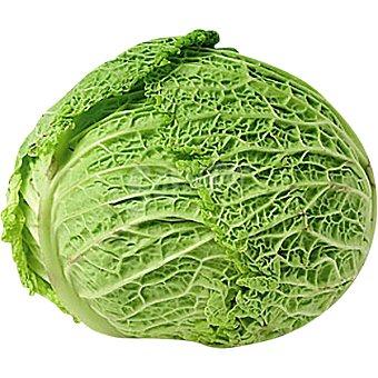 COL Verde/repollo peso aproximado Bandeja 1,1 kg