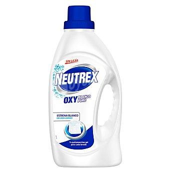 Neutrex Quitamanchas oxy gel blanco 1,6 l
