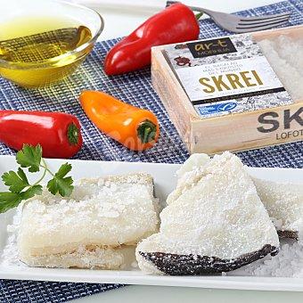 Bacalao salado filete Skrei 300 gr