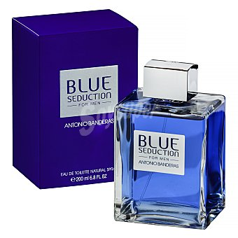 Antonio Banderas Eau de toilette  Blue Seduction masculina  Frasco 100 ml