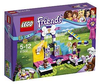LEGO Friends Construcciones con 185 piezas, Campeonato de mascotas, incluye 1 figura Friends, 41300 lego