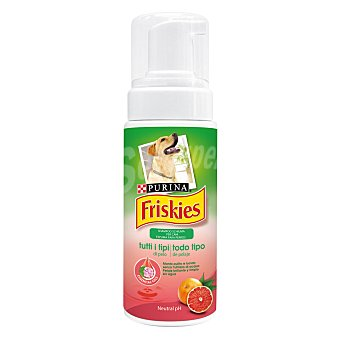 Friskies Purina Champu Espuma para perro Essential Oil 150 ml