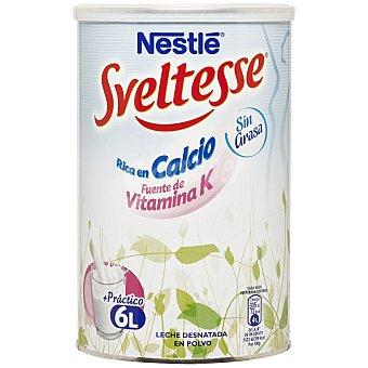 Sveltesse Nestlé Leche en polvo Bote 600 gr