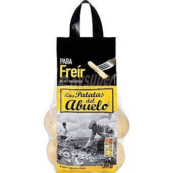 LAS PATATAS DEL ABUELO Patatas para freír Bolsa 3 kg