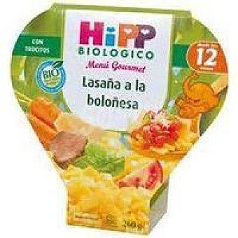 HiPP Biológico Menú Bio lasaña tarro 260 g