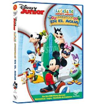 Disney D.J. Casa MM 5 aventuras en el agua DVD