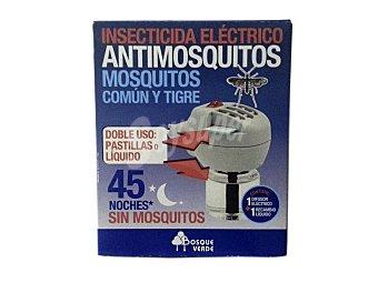 Bosque Verde Insecticida electrico liquido / pastilla aparato + recambio mosquitos liquido u